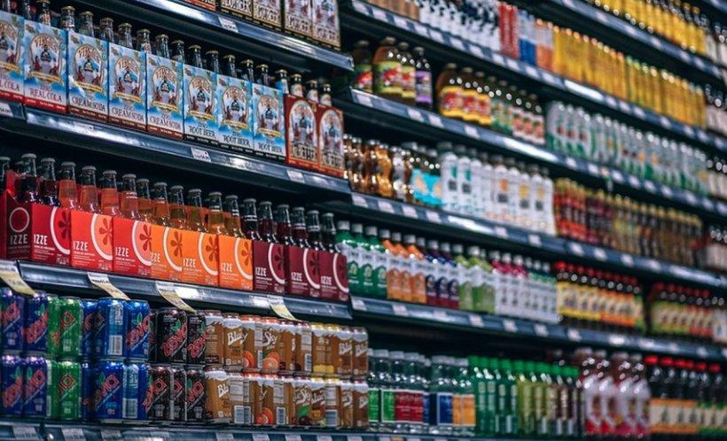 O nouă acciză – pentru băuturile răcoritoare cu un conţinut ridicat de zahăr
