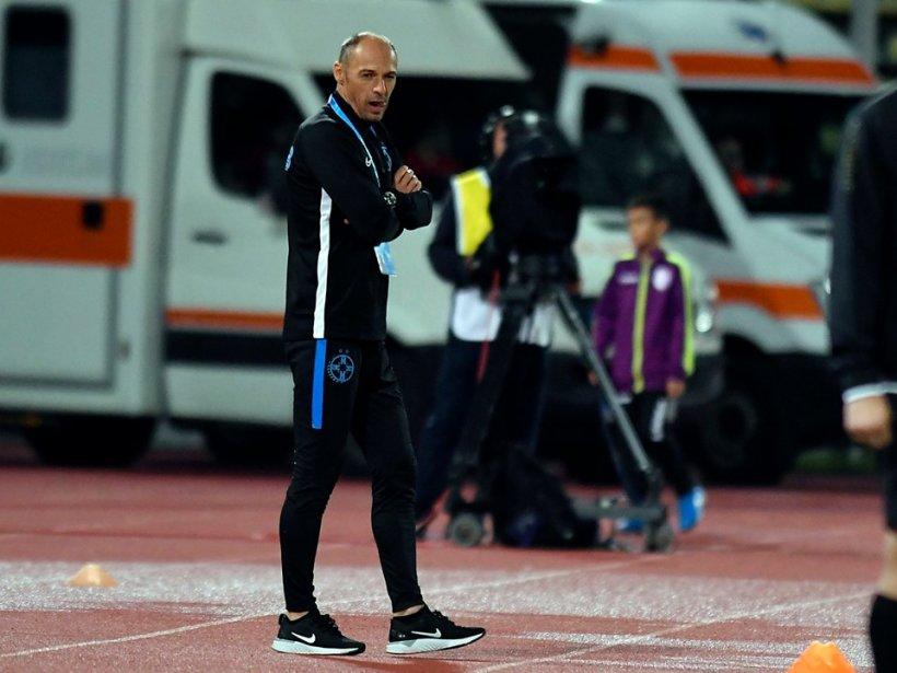 Bogdan Andone și-a dat demisia de la FCSB. Săgeți către Gigi Becali