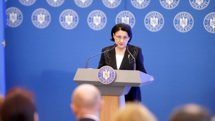 """Ecaterina Andronescu, prima reacție după ce a fost demisă de premierul Dăncilă: """"Am aflat de la televizor!"""""""