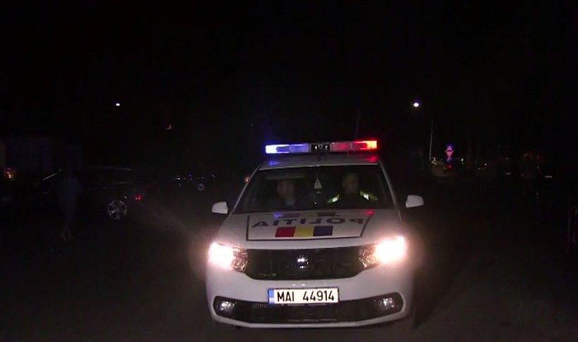 O femeie a fost amenințată cu arma pe autostrada București-Pitești. Victima a sunat de urgență la 112