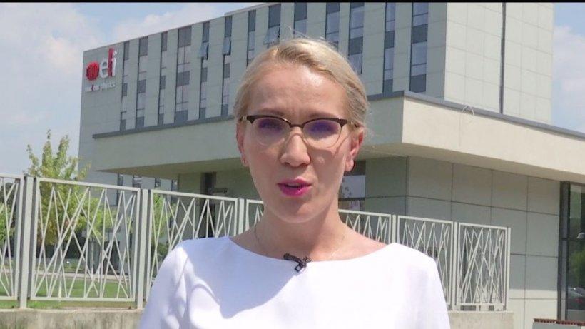 Ramona Ioana Bruynseels a mers la Măgurele şi prezintă proiectul celui mai puternic laser din lume