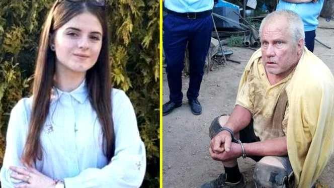 Ce face criminalul Gheorghe Dincă după ce familia Alexandrei a primit vestea că fata lor a fost ucisă