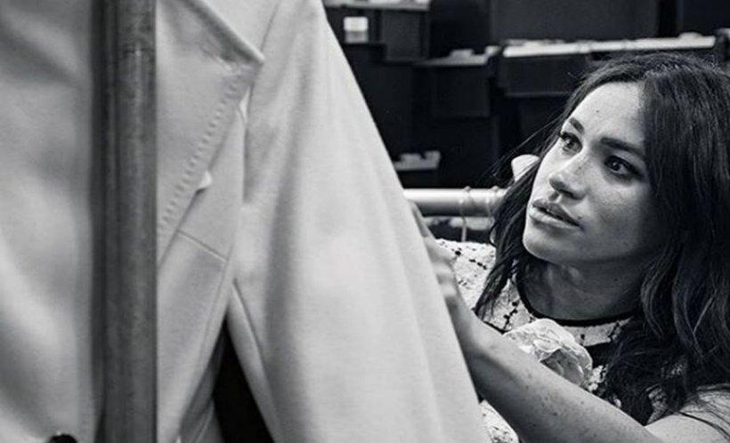 Meghan Markle a acceptat postul de editor al revistei Vogue, ediția britanică