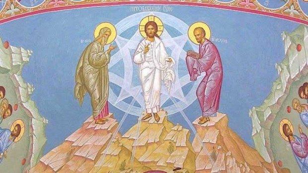 Schimbarea la Față a Domnului nostru Iisus Hristos - Ana ...  |Schimbarea La Fata A Domnului