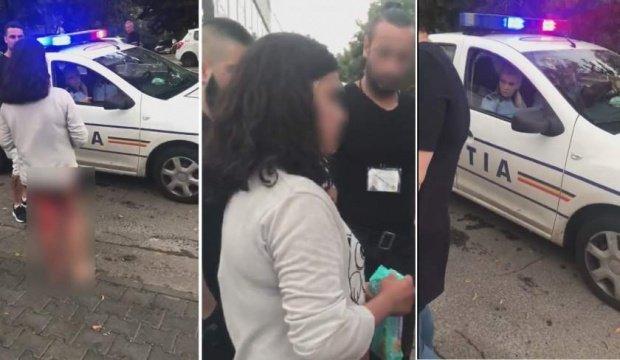 Răsturnare de situaţie în cazul fetei găsite plină de sânge pe o stradă din Galaţi