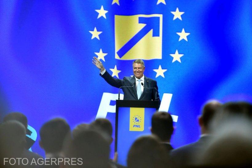 """Klaus Iohannis, lansare pentru prezidențiale la Consiliul Național al PNL: """"Cazul de la Caracal ne dezvăluie cât de grav e dezastrul provocat de PSD"""" - LIVE TEXT și VIDEO 16"""