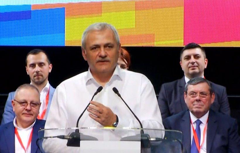 Cererea lui Liviu Dragnea împotriva conducerii PSD a fost respinsă