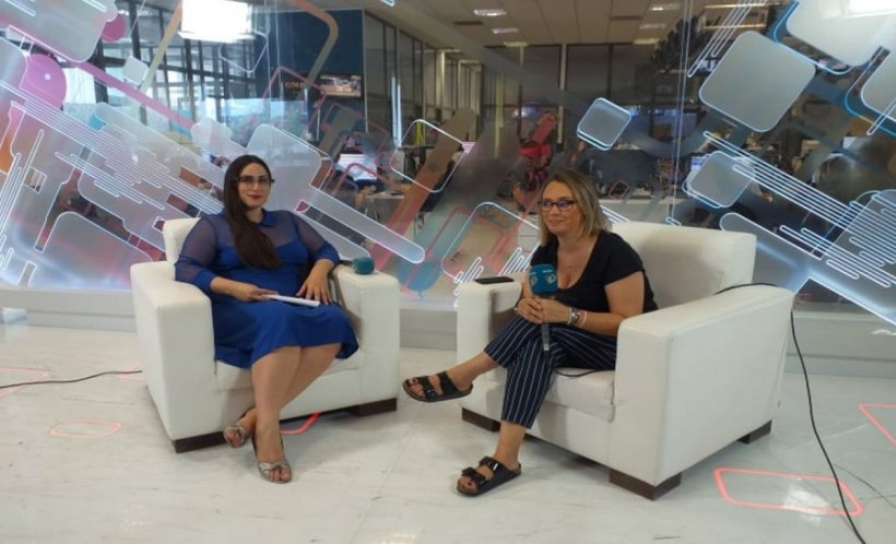 ANTENA3.RO LIVE. Totul despre vaccinul anti-HPV, cu Ana Maita,unul dintre cei mai vocali și constanți susținători ai vaccinării