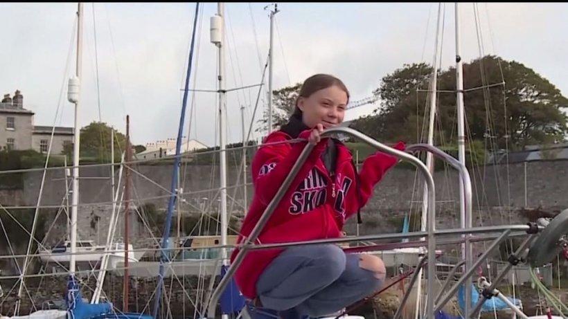 Cine este tânăra care va traversa Atlanticul într-o barcă cu pânze