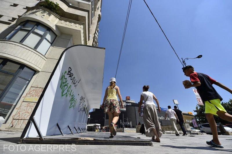 Piața Unirii din București se schimbă radical. Cum va arăta peste două luni