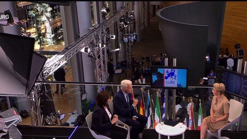 Be EU: Cum ne adaptăm schimbărilor climatice. Adina Vălean: Trebuie să avem creștere economică și locuri de muncă
