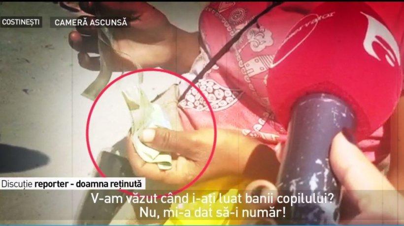 Informaţii revoltătoare în cazul copiilor trimişi la cerşit în Costineşti - VIDEO