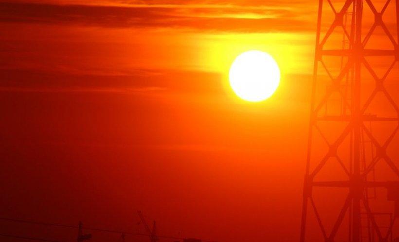 Val de CĂLDURĂ peste România: Disconfort termic până vineri seară