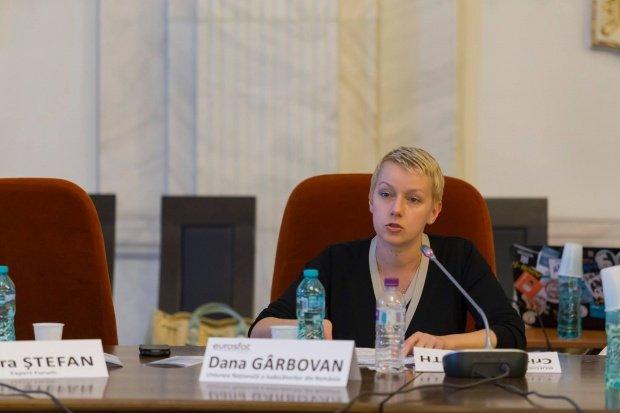 """Dana Gîrbovan, prima declarație referitoare la preluarea conducerii Ministerului Justiției: """"Am acceptat propunerea, cu condiția de a-mi fi asigurată independența"""""""