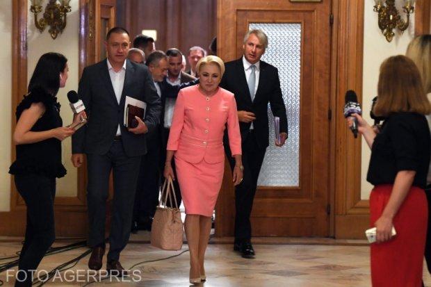 Viorica Dăncilă, după CEx PSD: Continuăm guvernarea. E o decizie de neînțeles din partea ALDE 16