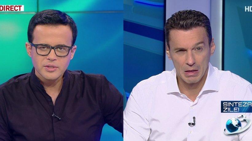 """Mircea Badea, grav bolnav în direct: """"Mă simt atât de rău încât dacă nu crăp în seara aceasta..."""""""