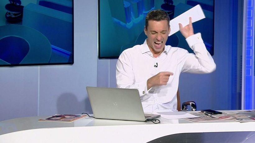 Mircea Badea, criză de râs în direct: ''Nu există nimic mai tare pe planeta Pământ!'' - VIDEO