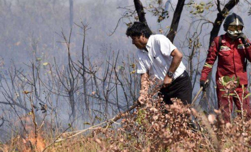 Situaţie incredibilă: Preşedintele Boliviei s-a rătăcit în junglă. Cum a fost găsit