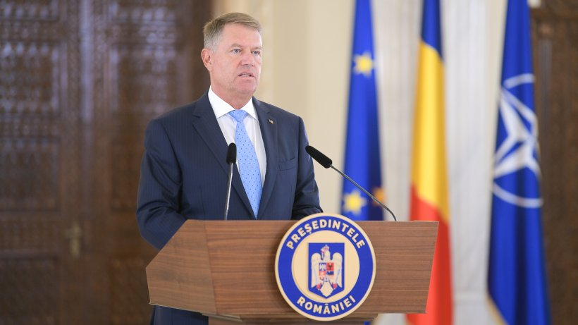 Klaus Iohannis, mesaj cu prilejul Zilei Limbii Române