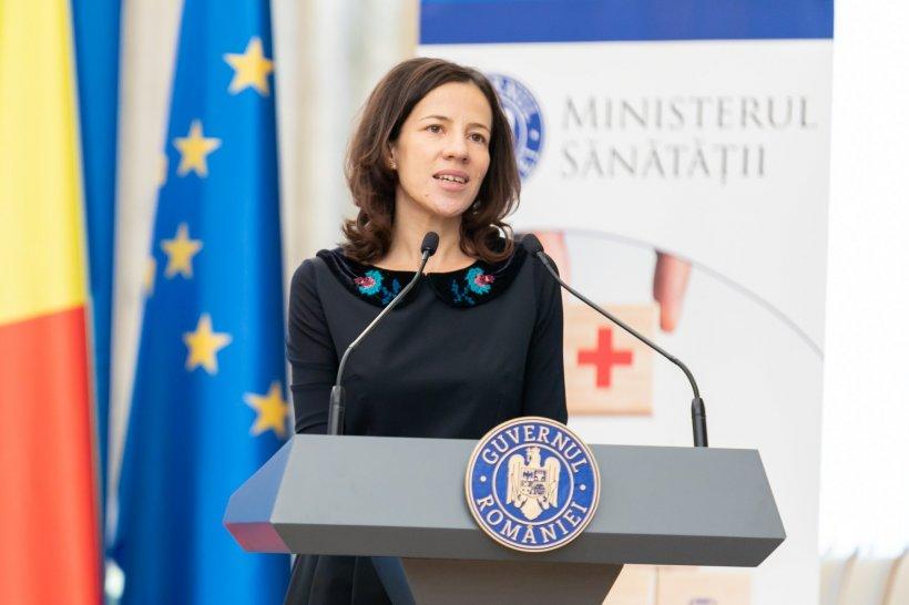 Ministrul Fondurilor Europene, Roxana Mînzatu: Guvernul României a finanţat din bani europeni până astăzi 8.715 start-up-uri din ceea ce înseamnă componenta Diaspora Start-Up