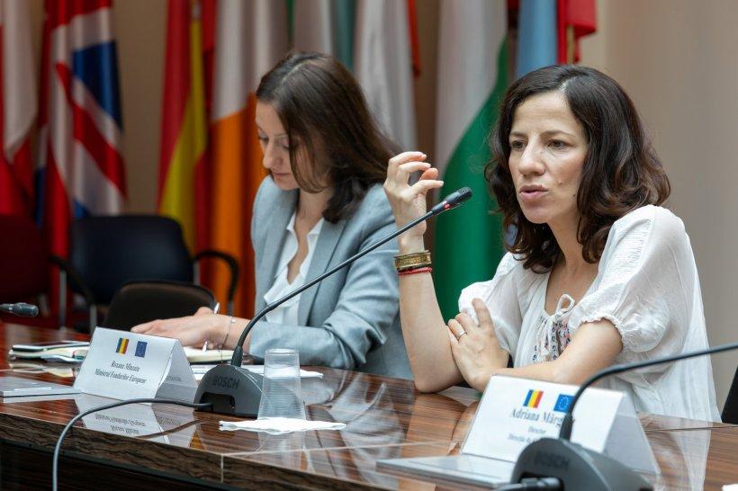 Ministrul Fondurilor Europene, Roxana Mînzatu: Țintim o rată de absorbție de 36-38 % a fondurilor europene până la finalul anului