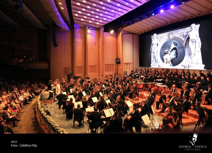 Festivalul George Enescu 2019 își deschide porțile: 2.500 de artiști, concerte timp de o lună