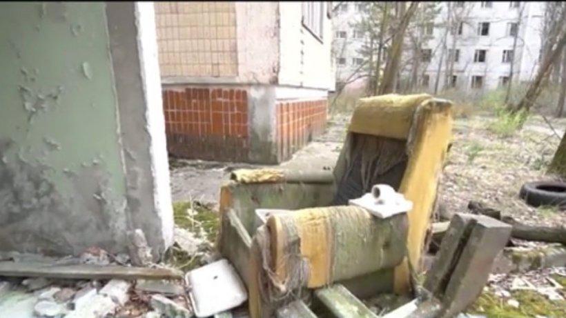 Un vlogger român a mers la Cernobîl. Cum arată zona celui mai mare accident nuclear din istoria omenirii - VIDEO