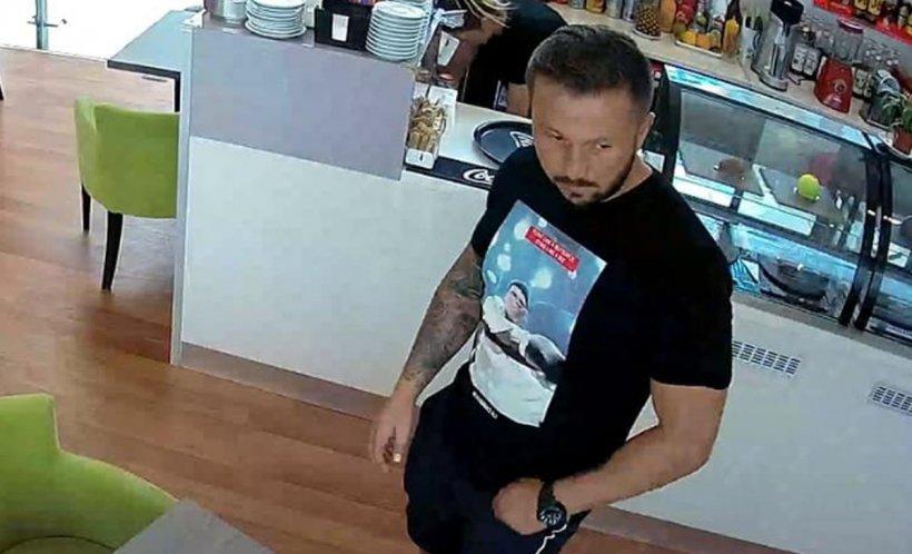 Poliţia Capitalei solicită sprijinul cetăţenilor pentru identificarea unui bărbat care a agresat o femeie într-o cafenea din Sectorul 6