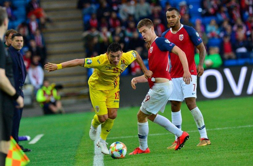 România a fost învinsă de Spania, cu scorul 2-1, în preliminariile EURO 2020