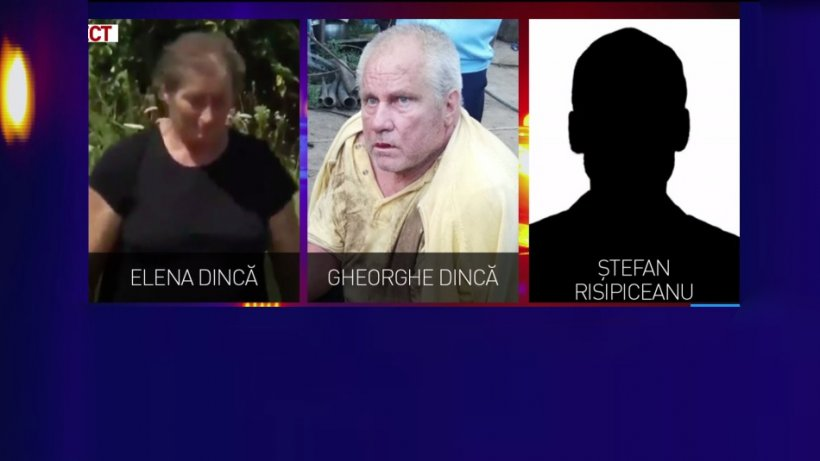 Oficial: Cine sunt complicii lui Gheorghe Dincă 817