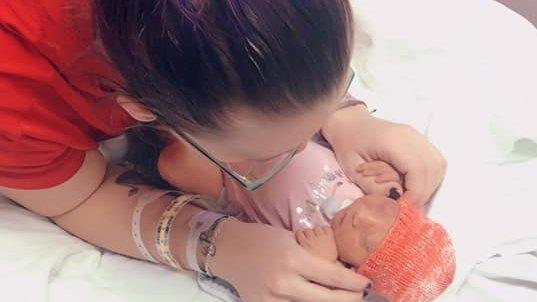 I s-a spus că fiica sa nenăscută are o boală care îi va aduce sfârșitul după naștere, dar mama a decis să își ducă sarcina la termen. Motivul i-a emoționat până la lacrimi chiar și pe medici