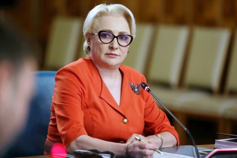 """Viorica Dăncilă, despre guvernarea PSD: """"Rămânem aici să ne împlinim promisiunile față de toți cei care și-au pus încrederea în noi"""""""
