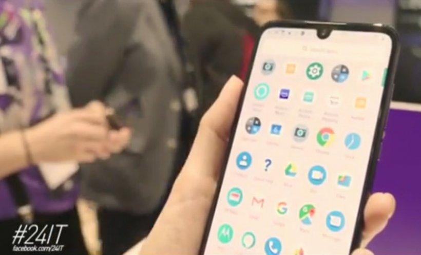 24 IT. Cum arată ultimul model Motorola One Zoom
