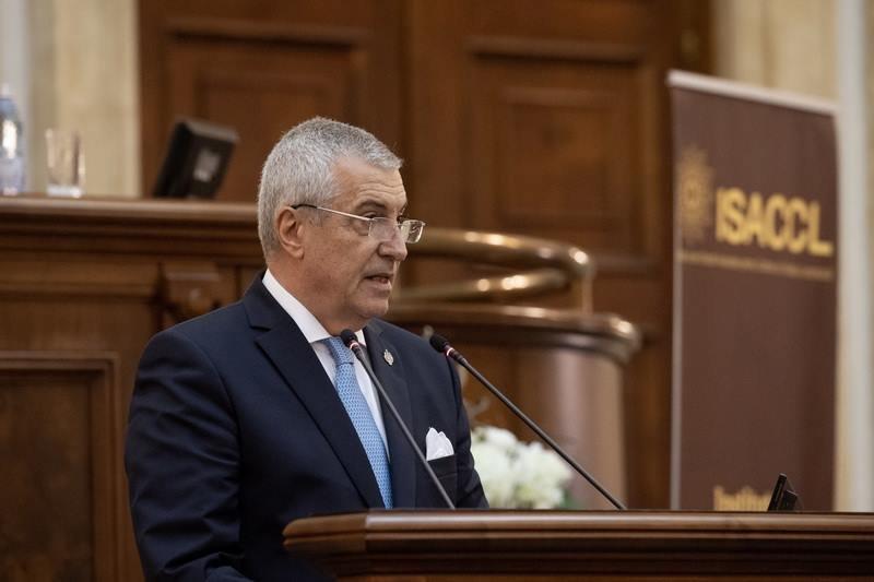 """Călin Popescu Tăriceanu, acuzații dure la adresa PSD: """"A făcut un gest execrabil prin susţinerea lui Meleşcanu"""" 16"""
