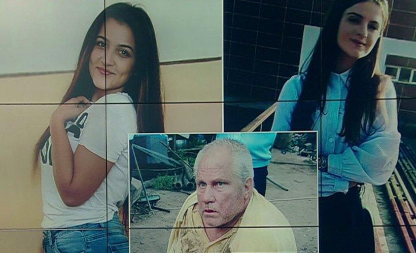 Gheorghe Dincă și-a schimbat declarația. I se arată fotografii cu Luiza și nu o recunoaște! Fata din descrierile lui e alta 534