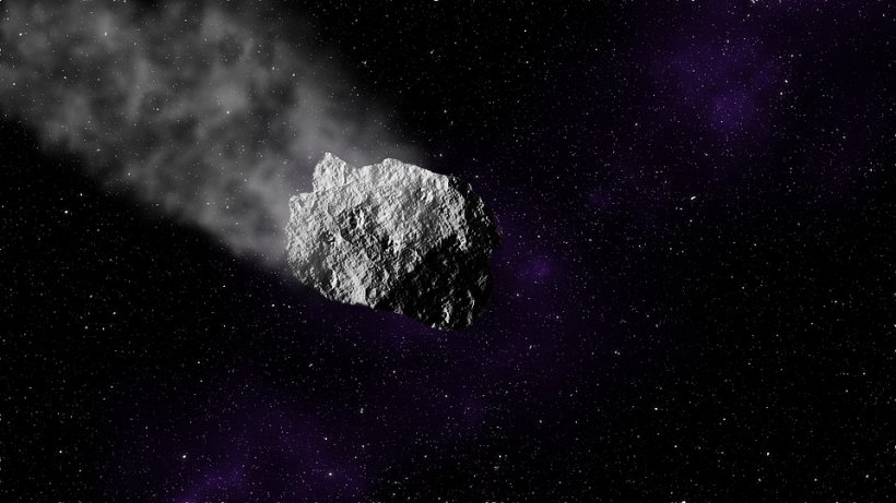 Un asteroid cu diametrul de 370 de metri va trece pe lângă Pământ