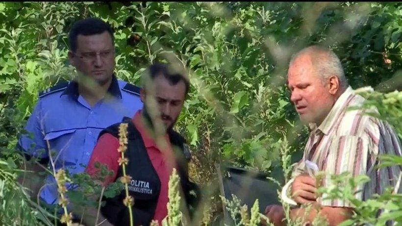 Gheorghe Dincă a fost dus în arestul IPJ Olt după reconstituirea în cazul dispariţiei Alexandrei
