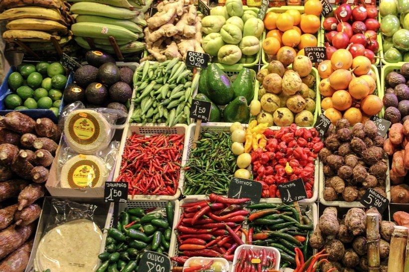 România vinde legume la preţ dublu faţă de bulgari