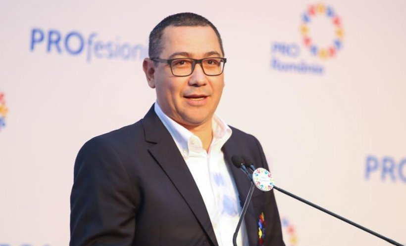 Victor Ponta, propunere-șoc: România redusă la 15 județe