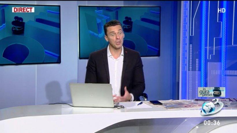 Mircea Badea: Bă eşti, nebun, păi ce am făcut mă, Bobiţă, mă? - VIDEO