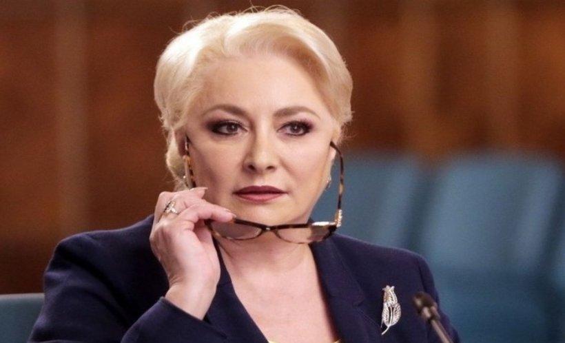 Viorica Dăncilă: Un gest de onoare ar fi ca preşedintele Iohannis să îşi dea demisia