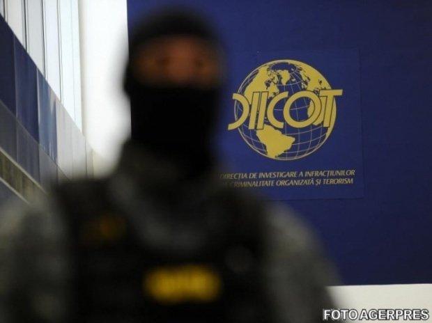 DIICOT: Şase suspecţi reţinuţi pentru trafic de minori; printre victime - o fată de 15 ani din Giurgiu