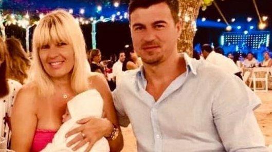 Elena Udrea a ales nașii fetiței sale. Despre cine este vorba