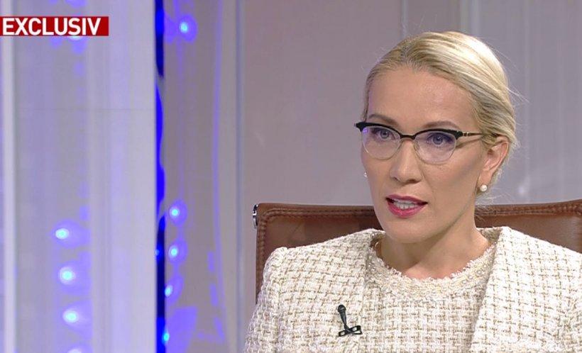 Candidatul umanist la Preşedinţie, Ramona Ioana Bruynseels, vrea desființarea imunității de care se bucură politicienii 534