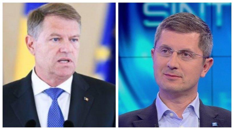 Klaus Iohannis și Dan Barna își depun astăzi candidaturile la alegerile prezidențiale