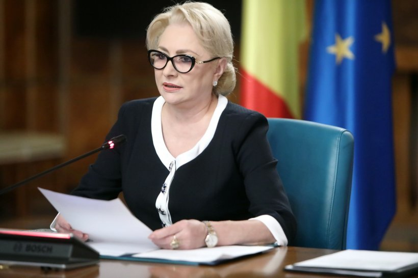"""Viorica Dăncilă: """"Las portofoliul de comisar european pentru că sunt convinsă că îl voi câștiga pe cel de președinte al României"""""""