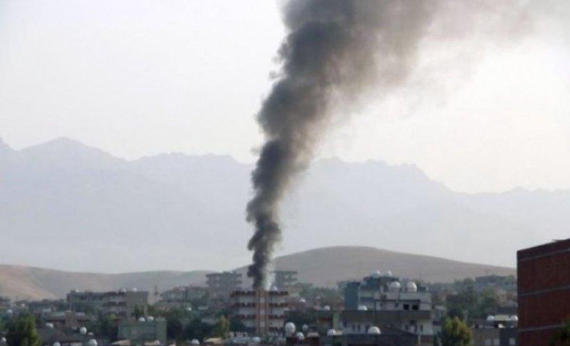 Zeci de morţi într-un atentat asupra unui spital din Afganistan