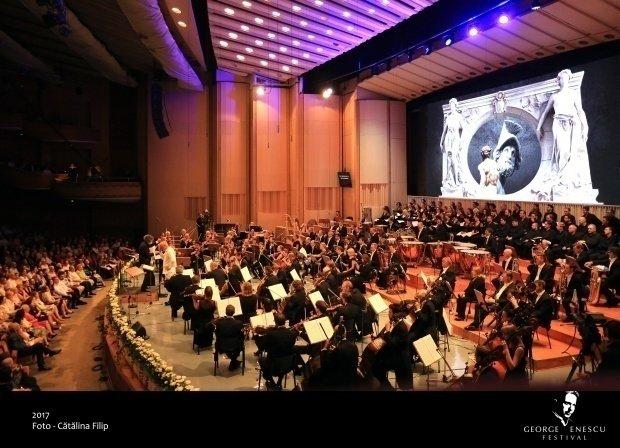 Ce vedem pe scenele Festivalului Internațional George Enescu: sâmbătă, 21 septembrie