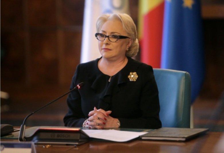"""Viorica Dăncilă: """"În ce fel mă voi comporta ca preşedinte al României? Prin respect şi prin unitate"""""""