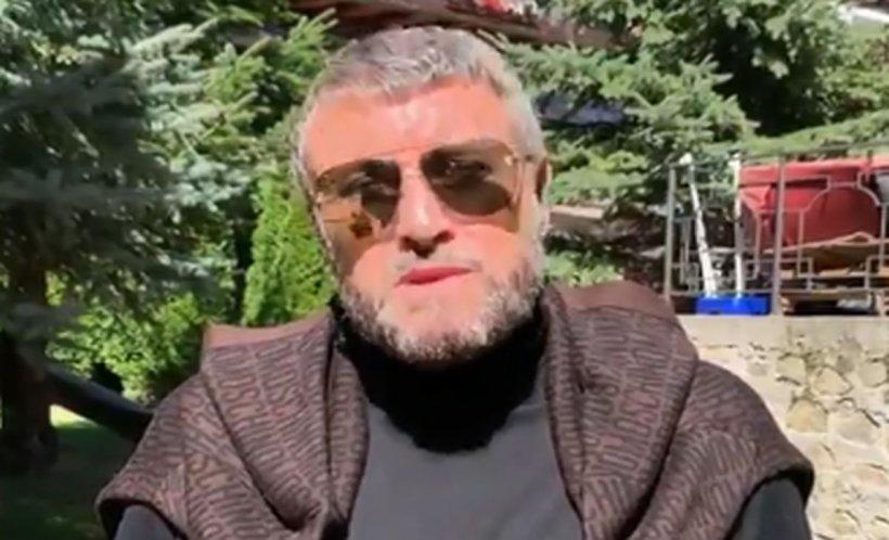 Cătălin Botezatu, primele declarații după ce i-a fost extirpată tumora rară